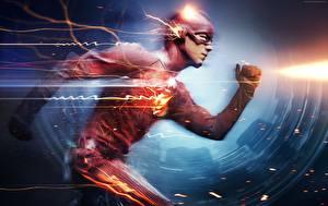 Images Masks The Flash 2014 TV series The Flash hero Running Grant Gustin film Fantasy