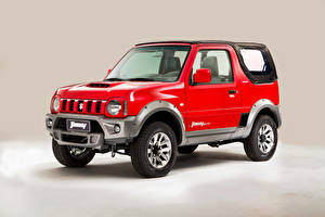 Wallpapers Suzuki - Cars Red 2016 Jimny 4SPORT Canvas Concept Cars