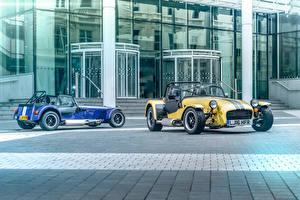 Image Caterham 7 Two Metallic 2016 Cars