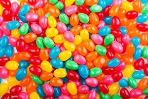 Bilder Süßware Bonbon Viel Jelly Lebensmittel