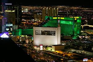 Fotos USA Haus Las Vegas Nacht Städte