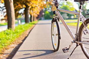 Fotos Fahrrad Straße Städte