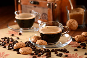Bilder Kaffee Kekse Tasse Getreide Untertasse Lebensmittel