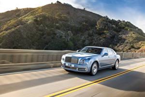 Pictures Bentley Metallic Motion Luxury 2016 Mulsanne Cars