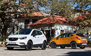 Hintergrundbilder Opel Zwei 2016 Mokka X  Color Innovation