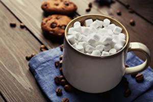 Hintergrundbilder Kaffee Becher Marshmallow Getreide Lebensmittel