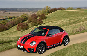 Image Volkswagen Tuning Red 2016 Beetle Cars