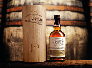 Pictures Whiskey Brands Bottle The Balvenie 40