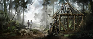 Images Assassin's Creed 3 Man