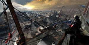 Pictures Assassin's Creed 3 Building