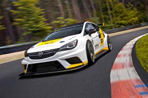 Bilder Opel Fahren Astra TCR International Series