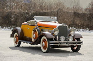 Hintergrundbilder Antik Cabrio Roadster 1931 Hudson Greater Eight Sport Roadster