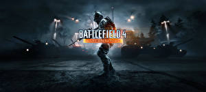Picture Battlefield 4 Sniper rifle Tank Snipers vdeo game