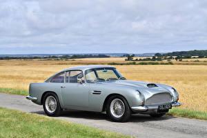 Fotos Aston Martin Retro Graues 1959-63 DB4 GT Touring Autos