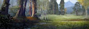 Hintergrundbilder Far Cry Mammute Grünland Far Cry Primal Bäume computerspiel