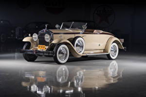 Fotos Rolls-Royce Antik Cabriolet Metallisch Roadster 1929 Phantom I Henley Roadster by Brewster