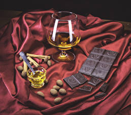 Pictures Chocolate Cinnamon Whiskey Stemware