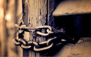 Wallpaper Closeup Chain