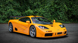 Pictures McLaren Yellow 1996 F1 LM Cars