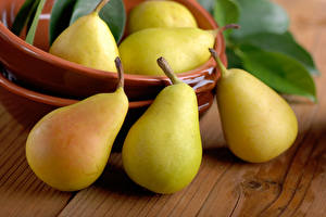 Wallpapers Pears Closeup