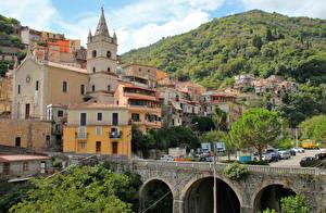 Sfondi desktop Sicilia Italia Edificio Ponti