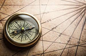 Fotos Hautnah Geographie Kompass