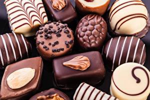 Bilder Süßware Bonbon Schokolade Großansicht Lebensmittel