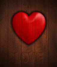 Hintergrundbilder Valentinstag Hautnah Bretter Englische Herz