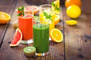 Images Juice Chinese gooseberry Grapefruit Orange fruit Highball glass Food