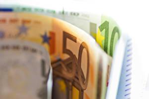 Bilder Geld Papiergeld Großansicht Euro 50 10