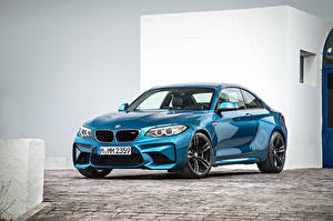 Picture BMW Light Blue F87 Cars