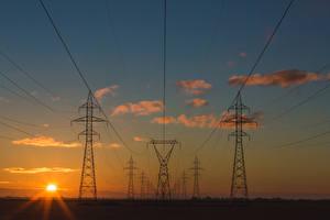 Hintergrundbilder Sonnenaufgänge und Sonnenuntergänge Himmel Wolke Sonne Stromleitung Natur
