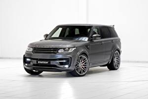 Fotos Land Rover Grau Startech Sport 2013 Autos