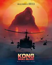 Fotos Affen Hubschrauber Kong: Skull Island Film