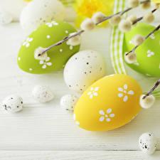 Hintergrundbilder Feiertage Ostern Bretter Ei Ast