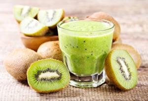 Picture Juice Kiwifruit Highball glass Food