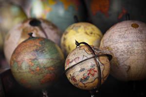 Hintergrundbilder Viel Globus