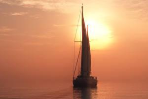 Bilder Segeln Meer Yacht