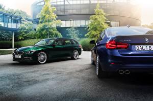 Pictures BMW Estate car F31 2015 3-Series auto