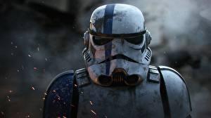 Photo Clone trooper Star Wars - Movies Helmet Movies Fantasy