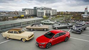 Hintergrundbilder Opel Viel Antik Dach