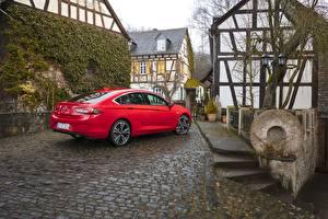 Fotos Opel Rot Metallisch