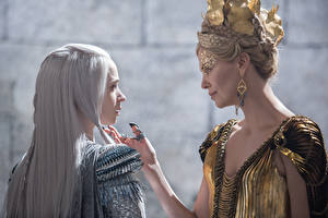 Bilder The Huntsman & The Ice Queen Charlize Theron Emily Blunt Film Prominente