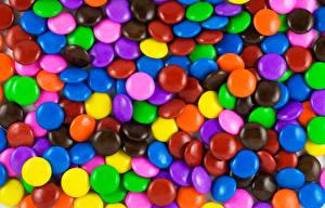 Fotos Bonbon Viel Textur Lebensmittel