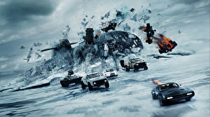 Pictures The Fate of the Furious Submarines Ice film