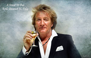 Pictures Man Roderick David Rod Stewart Music