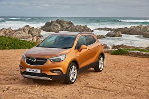 Fotos Opel Orange 2016 Mokka X auto
