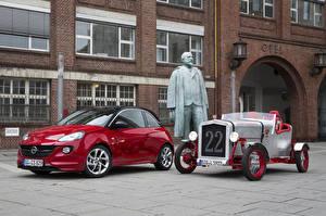 Fotos Opel 2 Metallisch Adam-Loryc Electric Speedster