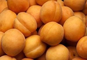 Fotos Aprikose Textur Viel Lebensmittel