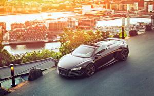 Bilder Audi Roadster R8 GT Spyder